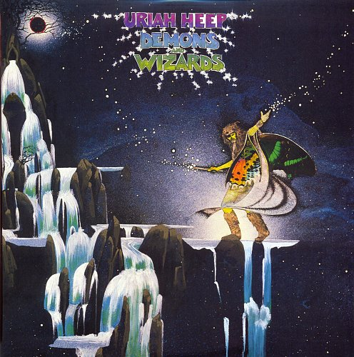 Uriah Heep - Demons and Wizards (1972/2010) [2LP Back On Black ‎- RCV029LP]