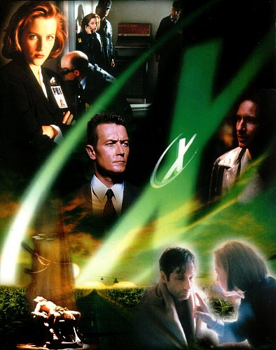 Секретные материалы: Реквием / The X Files (2001)
