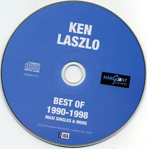 Ken Laszlo - Best Of 1990-1998 (Maxi Singles & More) (2018)