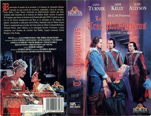 Three Musketeers, The  / Три мушкетёра (1948)