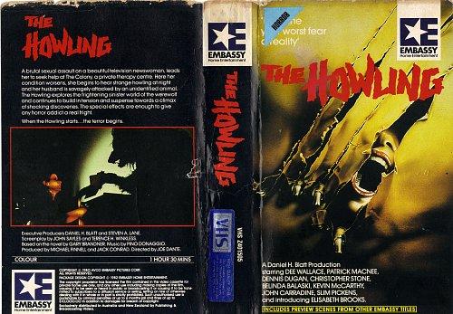 Howling ,The / Вой (1981)