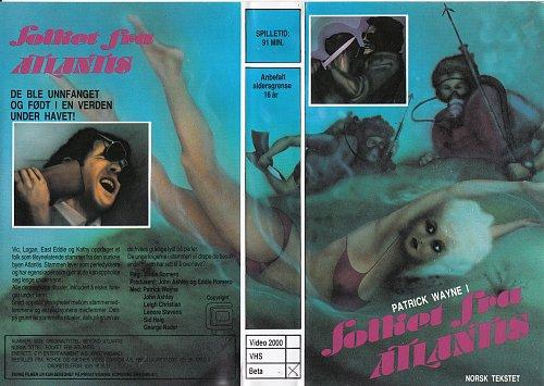Beyond Atlantis / За пределами Атлантиды (1973)