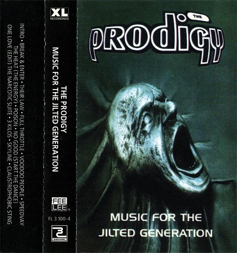 Prodigy - Music For The Jilted Generation (1994)