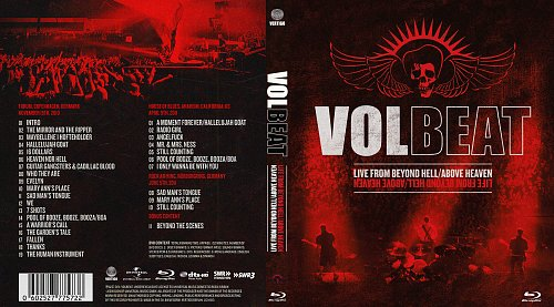 Volbeat - Live From Beyond Hell Above Heaven 2011