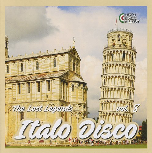 V.A. - Italo Disco: The Lost Legends Vol. 08 (2017)