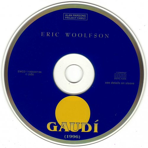 Eric Woolfson - Gaudi (1996)