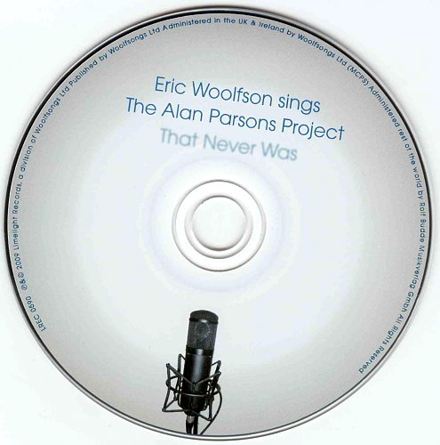 Eric Woolfson - Eric Woolfson Sings The Alan Parsons Project: That Never Was (2009)