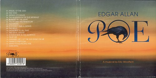 Eric Woolfson - Edgar Allan Poe (2009)