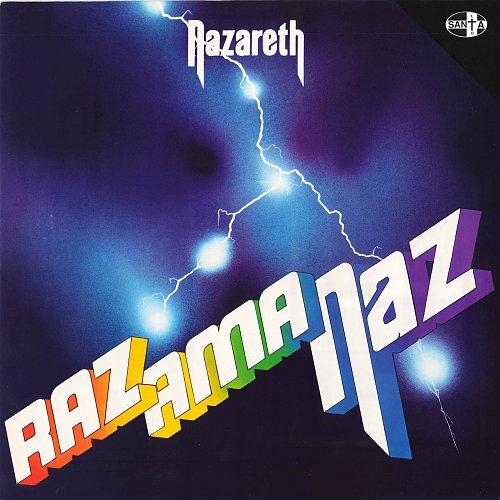 Nazareth - Razamanaz (1973/1994) [LP AnTrop / Santa П93 00543-4, ATR 30115-6]