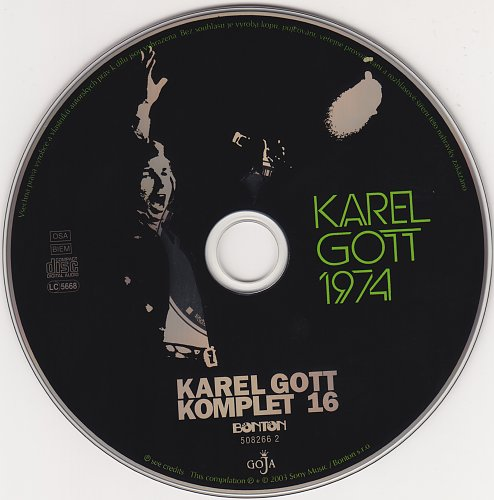 Karel Gott - Karel Gott 1974 (2003)