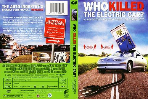 Кто убил электрокар? / Who Killed the Electric Car? (2006)