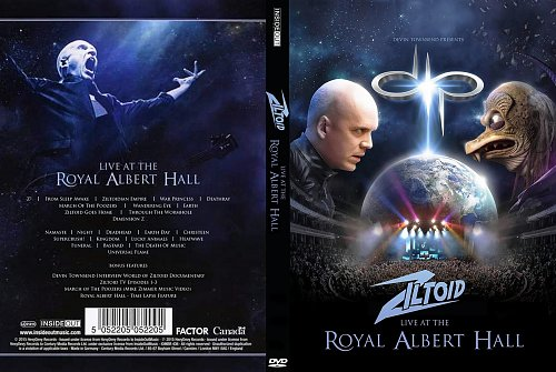 Ziltoid - Live at the Royal Albert Hall (2015)
