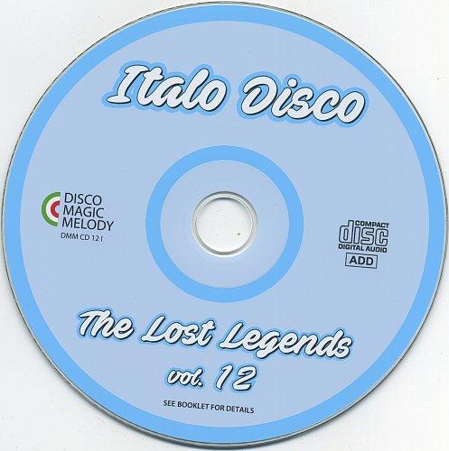 V.A. - Italo Disco: The Lost Legends Vol. 12 (2017)