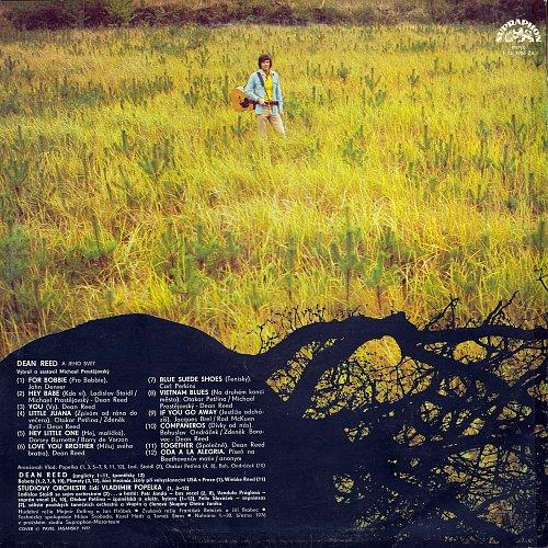 Deen Reed - Dean Reed A Jeho Svět (1976)
