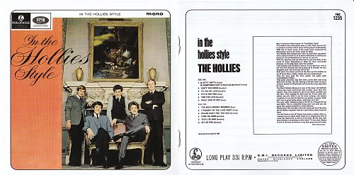 Hollies, The - Stay With The Hollies / In The Hollies Style (2004)