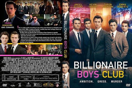 Клуб миллиардеров / Billionaire Boys Club (2018)