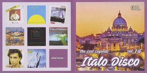 Italo Disco: The Lost Legends Vol. 14 (2017)