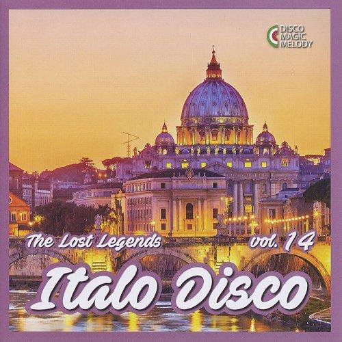 V.A. - Italo Disco: The Lost Legends Vol. 14 (2017)