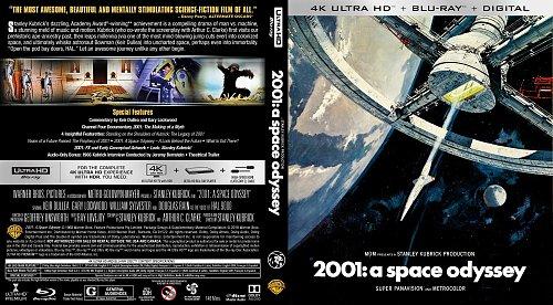 Космическая одиссея 2001 года / 2001: A Space Odyssey (1968)