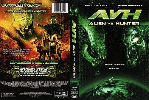 Чужой против Охотника/AVH: Alien vs. Hunter (2007)
