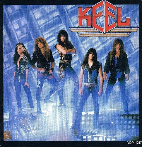 Keel - Keel (1987)