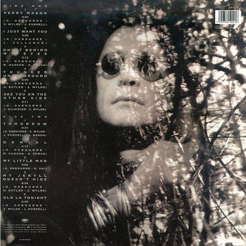 Ozzy Osbourne - Ozzmosis (1995) [Holland]
