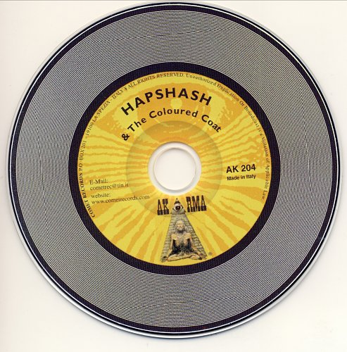 Hapshash And The Coloured Coat - Featuring The Human Host And The Heavy Metal Kids (1967)