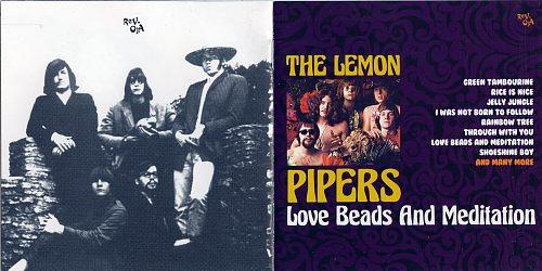 Lemon Pipers, The - Love Beads And Meditation (2008)