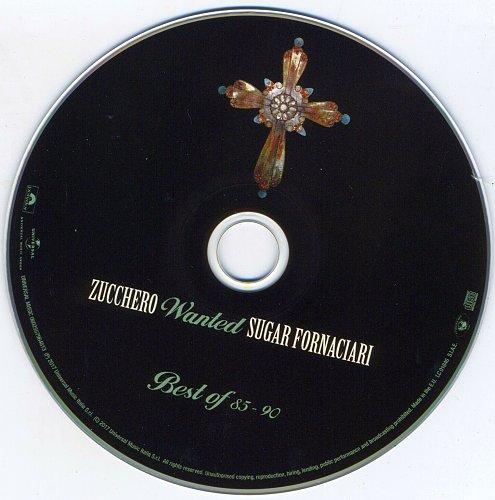 Zucchero Sugar Fornaciari - Wanted (2018)