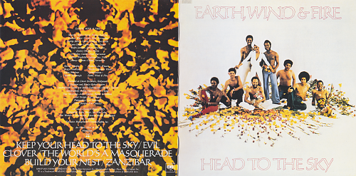 Earth, Wind And Fire - Head To The Sky (1973)