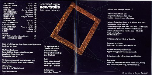 New Trolls - Concerto Grosso, The Seven Seasons (2007)