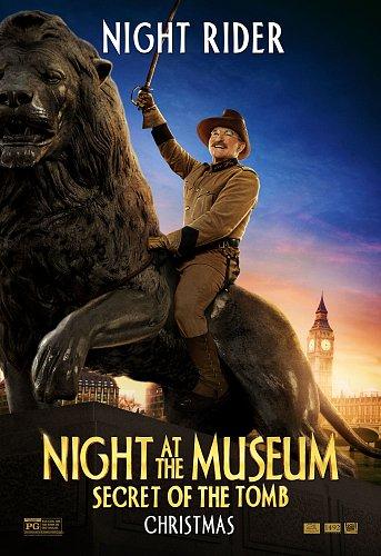 Ночь в музее: Секрет гробницы / Night at the Museum: Secret of the Tomb (2014)