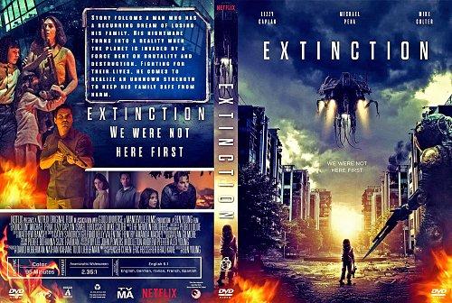 Вымирание / Extinction (2018)