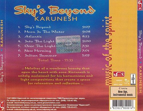 Karunesh - Sky`s Beyond (2004)