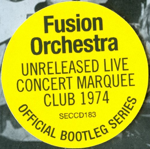 Fusion Orchestra - Live At The Marquee 1974 (2018)