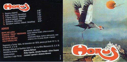 Horus - Stelle di Battaglia (1978/79)