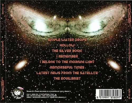 Insider - Simple Water Drops (2005)