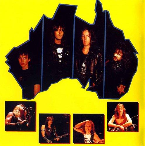Hobbs' Angel Of Death vs. Razor - Hobbs' Angel Of Death & Violent Restitution (1990)
