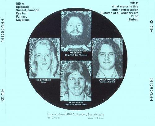 Epizootic - Daybreak (1976)