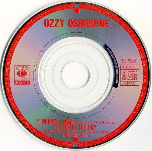 Ozzy Osbourne - Miracle Man (1988)