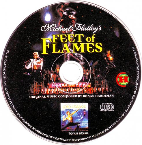 Flatley Michael - Feet Of Flames (2000)