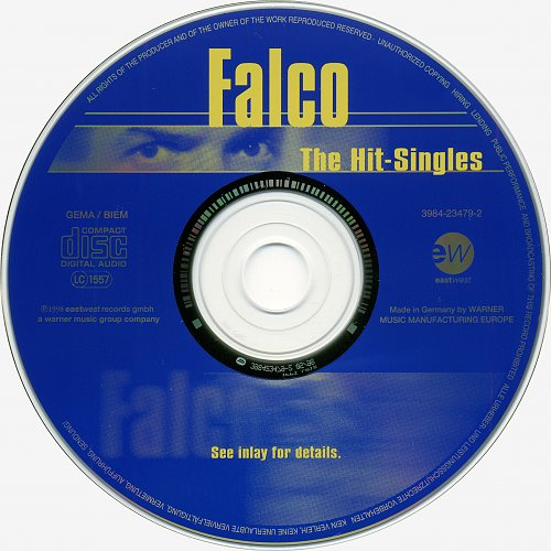 Falco - The Hit-Singles (1998)