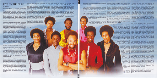 Earth, Wind & Fire - Open Our Eyes (1974)