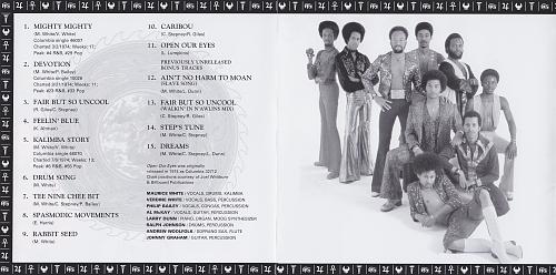 Earth, Wind & Fire - Open Our Eyes (1974)