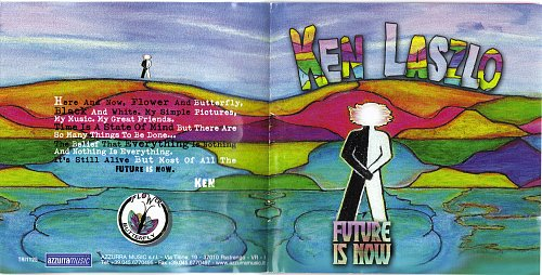 Ken Laszlo - Future Is Now (2007)