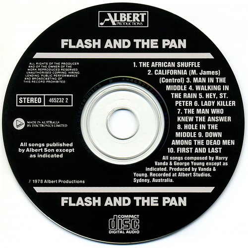 Flash And The Pan - Flash And The Pan (1978)