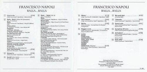 Francesco Napoli - Balla... Balla (2002)