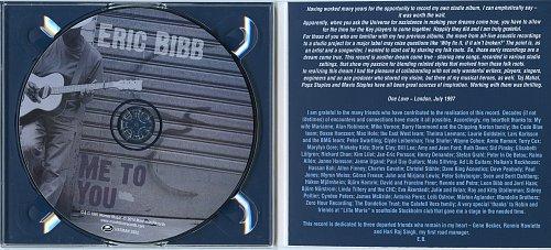 Eric Bibb - Me To You (1997)