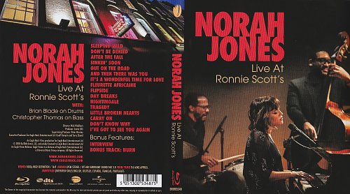 Norah Jones - Live At Ronnie Scotts 2017