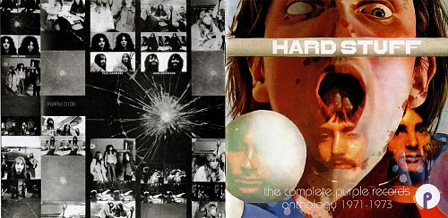 Hard Stuff - The Complete Purple Records Anthology 1971-1973 (2017)